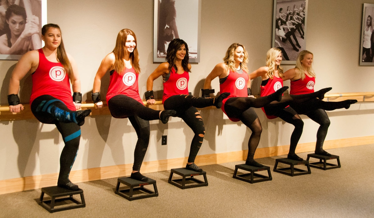 Stepping Up to the Barre 8