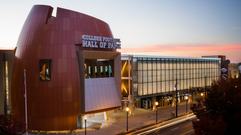 College Football Hall of Fame Celebrates Year Three!