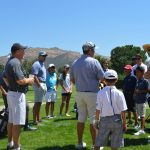 North Ranch Country Club Members Tee Up with SCGA Juniors 14