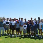 North Ranch Country Club Members Tee Up with SCGA Juniors 12