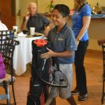 North Ranch Country Club Members Tee Up with SCGA Juniors 10