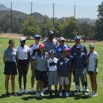 North Ranch Country Club Members Tee Up with SCGA Juniors 9