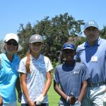 North Ranch Country Club Members Tee Up with SCGA Juniors 3