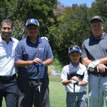 North Ranch Country Club Members Tee Up with SCGA Juniors 2