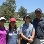 North Ranch Country Club Members Tee Up with SCGA Juniors 1