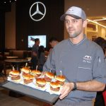 The Mercedes-Benz Club is Field Level 