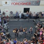 Foreigner Performs Live at Prestige Imports Porsche 4