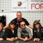 Foreigner Performs Live at Prestige Imports Porsche 2