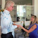 Summer of Love Winners Choose Rings at David Tishbi Jewelry in Pacific Palisades 3