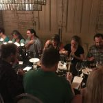 Gathering Asheville: Wild Foods Dinner Series 9