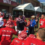 Atlanta Falcons Invite TAPS Kids and Families for a VIP Experience at Military Appreciation Day at Training Camp in Flowery Branch 6