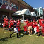 Atlanta Falcons Invite TAPS Kids and Families for a VIP Experience at Military Appreciation Day at Training Camp in Flowery Branch 5
