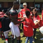 Atlanta Falcons Invite TAPS Kids and Families for a VIP Experience at Military Appreciation Day at Training Camp in Flowery Branch 1