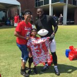 Atlanta Falcons Invite TAPS Kids and Families for a VIP Experience at Military Appreciation Day at Training Camp in Flowery Branch 11