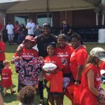 Atlanta Falcons Invite TAPS Kids and Families for a VIP Experience at Military Appreciation Day at Training Camp in Flowery Branch 17