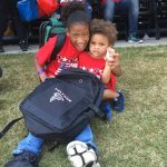 Atlanta Falcons Invite TAPS Kids and Families for a VIP Experience at Military Appreciation Day at Training Camp in Flowery Branch 16