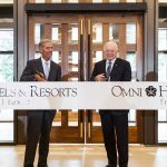 Ribbon Cutting The Omni Hotel Frisco 7