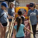 Pepperdine University Volunteers Step Forward in Service 2
