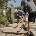Pepperdine University Volunteers Step Forward in Service 1
