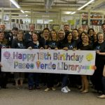Paseo Verde Library 15th Birthday Party 1