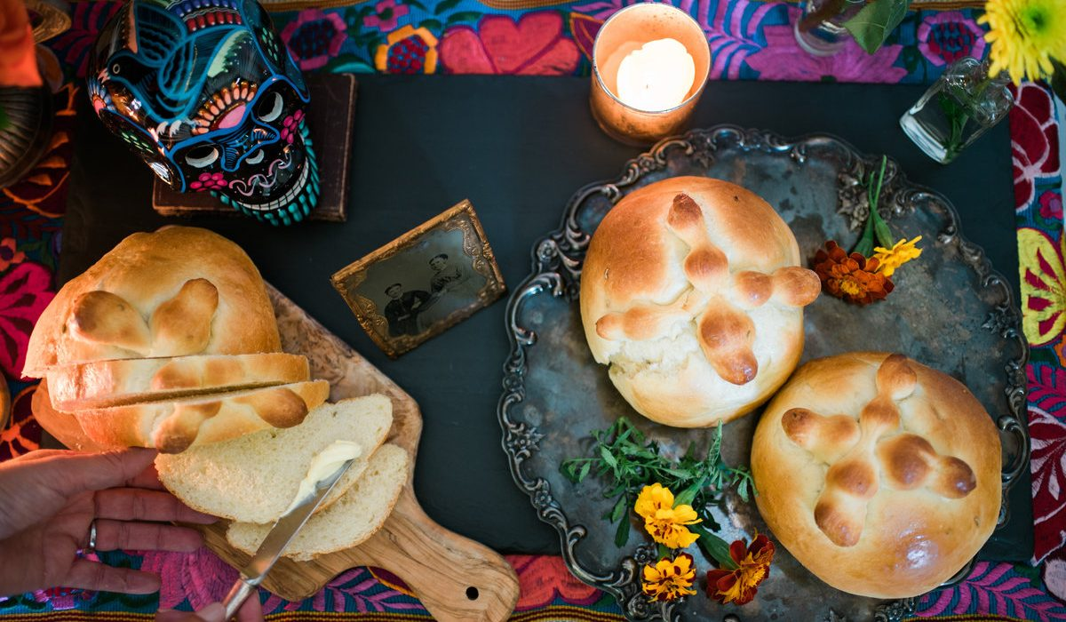 Day of the Dead Dinner Party 6