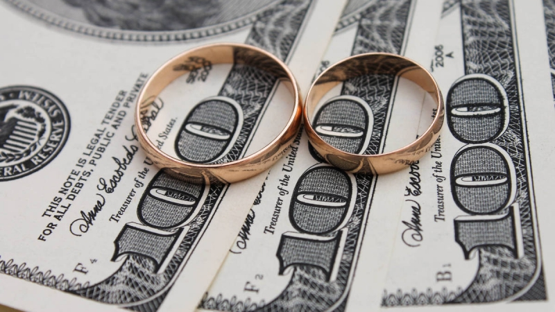 Love and Marriage and Finances