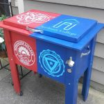 The Rustic Club by Titus Allen Makes Your Patio or Tailgate Cool 1
