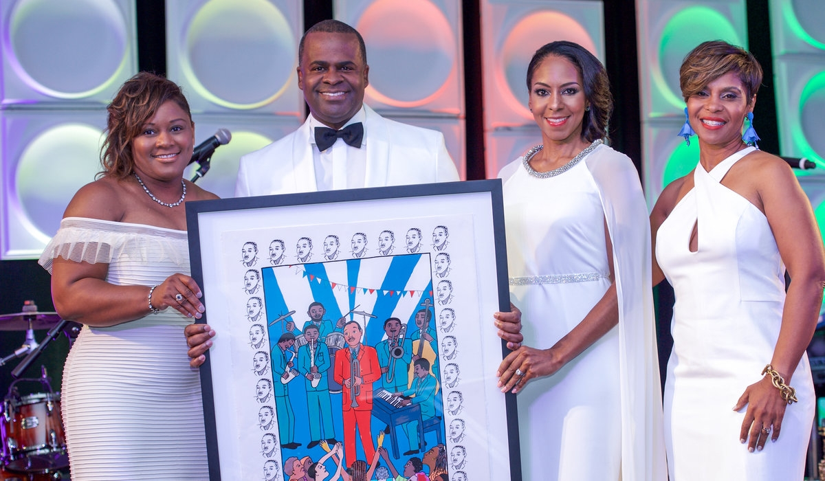 NBAF Celebrates 20 Years with All-White Gala 3