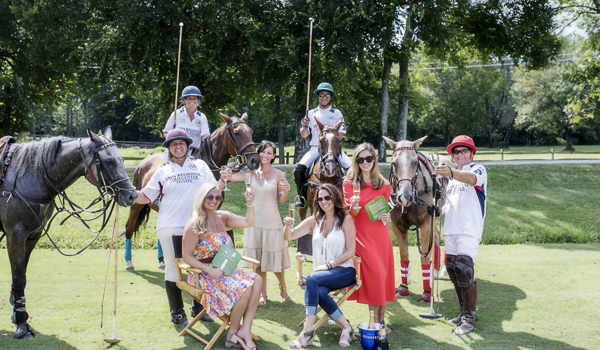 Polo in the Pines 1