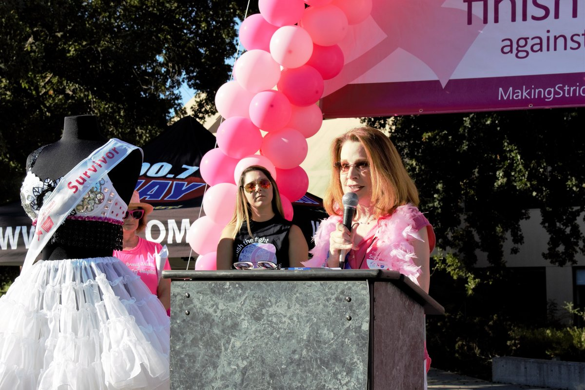 Locals Unite in Making Strides Against Breast Cancer 4