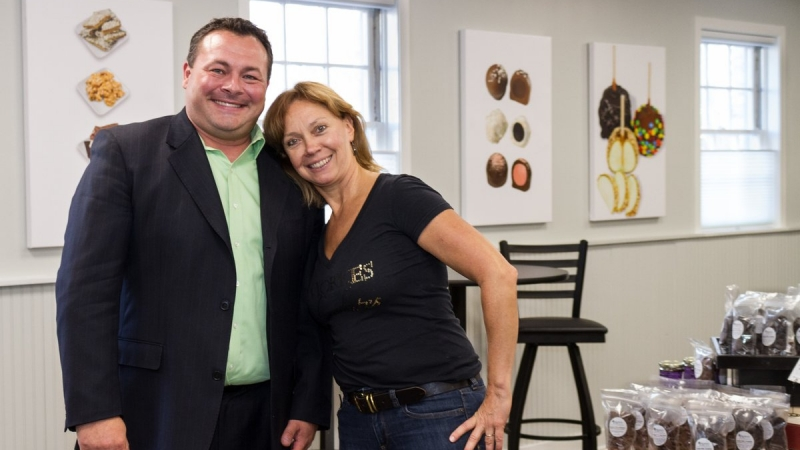 Morkes Chocolates opens new site in Long Grove 4