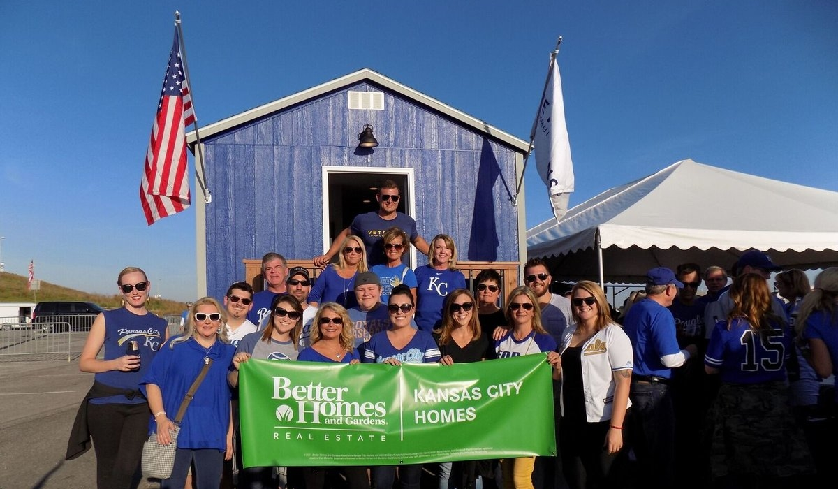Better Homes & Gardens Real Estate Kansas City Homes Raises Money for VCP Tiny Home 11