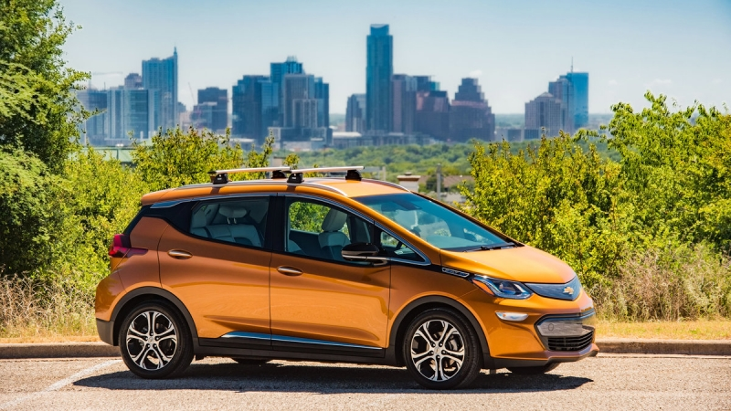 2017 Chevrolet Bolt EV:   The all-new 2017 Chevy Bolt EV is electrifying. 3