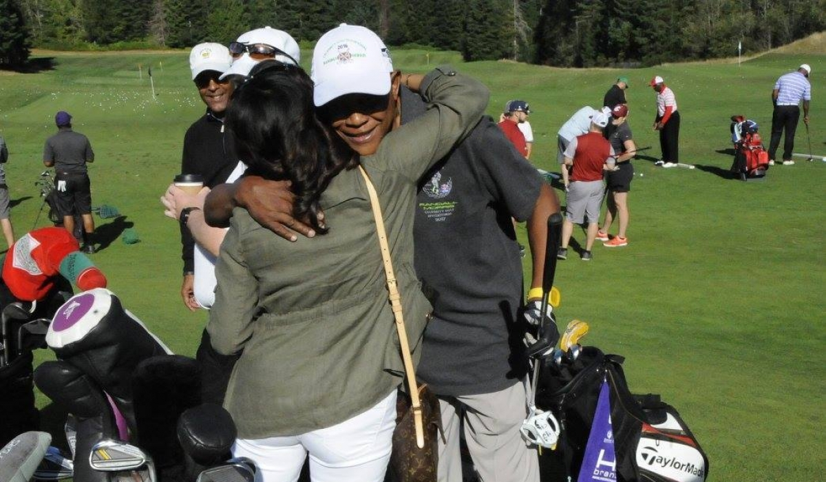 Randall Morris Foundation's 11th Annual Celebrity Golf Invitational 5
