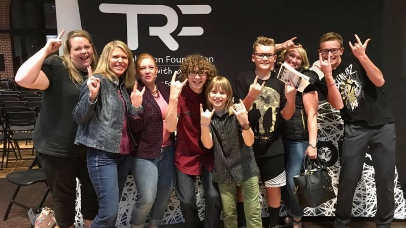 BroBand Concert to Benefit Tyler Robinson Foundation 2