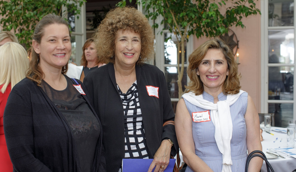 National Association of Professional Women Luncheon at La Valencia 5