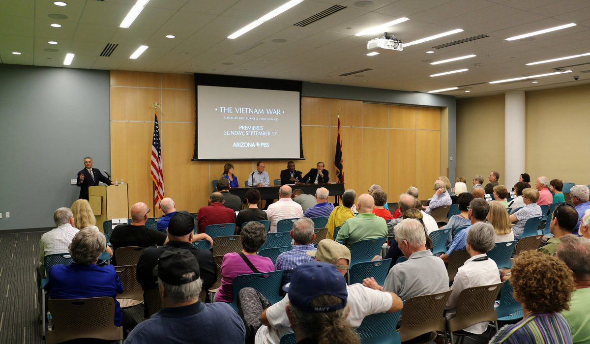 'The Vietnam War' Preview Screening and 