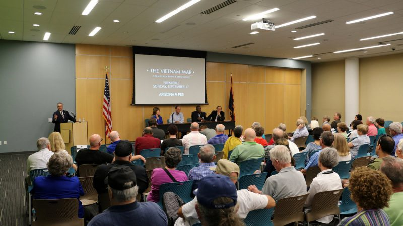 'The Vietnam War' Preview Screening and Panel Discussion 5