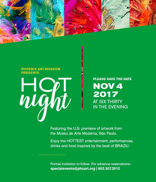 Hot Night Fall Gala
