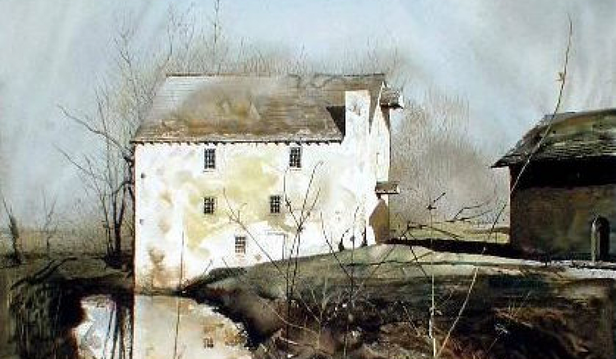 100 Years of Andrew Wyeth