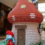 CanstructionOC 2017: The Contribution of Art to Alleviate Hunger 3
