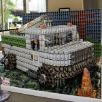 CanstructionOC 2017: The Contribution of Art to Alleviate Hunger 2