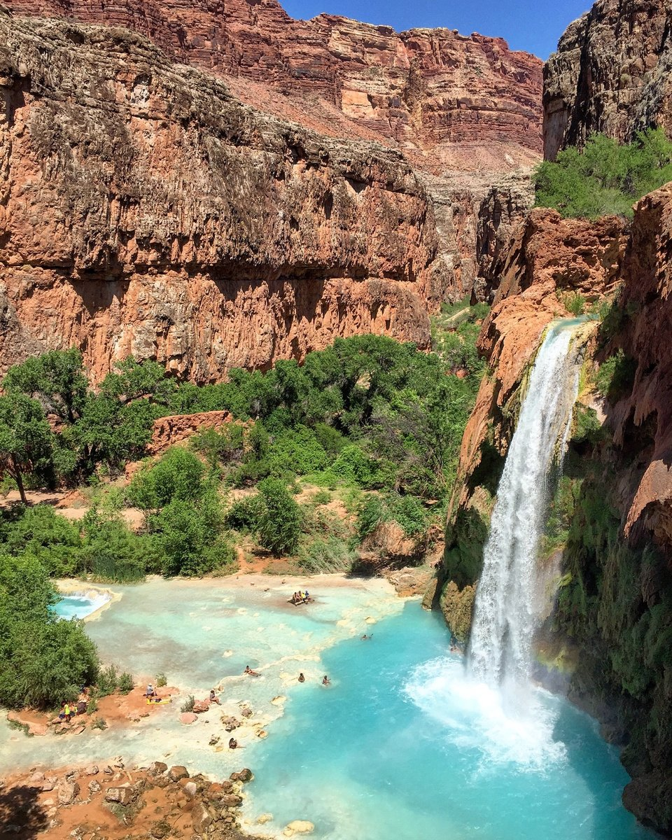 Long Weekend-Havasupai, Grand Canyon 3