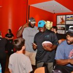 Panthers Fundraiser for Hurricane Harvey Relief 13