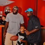 Panthers Fundraiser for Hurricane Harvey Relief 12