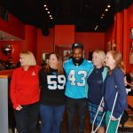 Panthers Fundraiser for Hurricane Harvey Relief 10