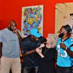 Panthers Fundraiser for Hurricane Harvey Relief 9