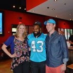 Panthers Fundraiser for Hurricane Harvey Relief 8