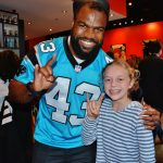 Panthers Fundraiser for Hurricane Harvey Relief 7