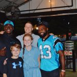 Panthers Fundraiser for Hurricane Harvey Relief 6